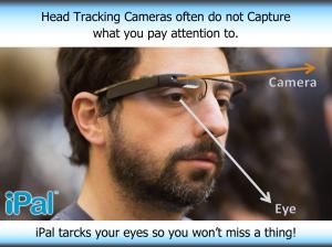 Headtrack v Eyetrack